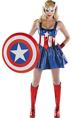 Adult American Dream Costume Deluxe