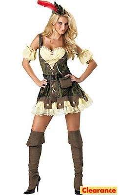 Adult Racy Robin Hood Costume