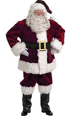 Adult Majestic Santa Suit