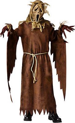 Boys Scarecrow Ghost Face Costume - Scream