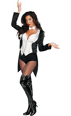 Adult Sexy Zatanna Costume - Batman