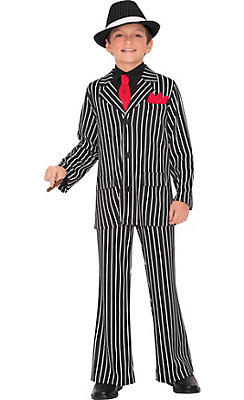 quick shop - Halloween Mobster Costumes