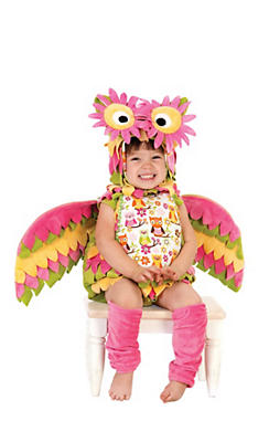 Baby Hootie the Owl Costume