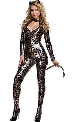 Adult Wildcat Costume
