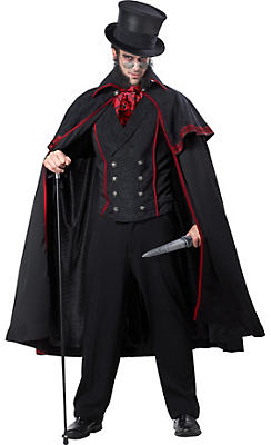 Adult Jack the Ripper Costume