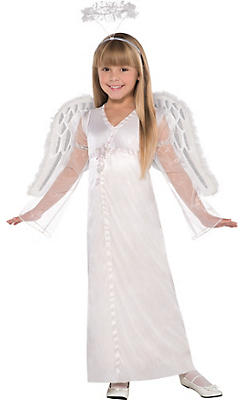 Little Girls Heavenly Angel Costume