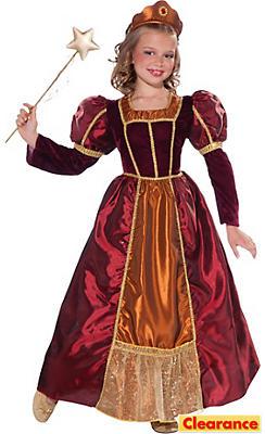 Girls Enchanted Princess Costume