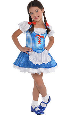 Toddler Girls Kansas Cutie Costume