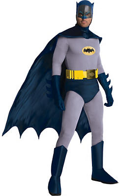 Adult Batman Costume Grand Heritage