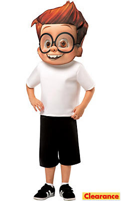 Child Sherman Costume - Mr. Peabody & Sherman
