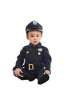 Baby Cop Costume