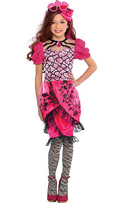 Girls Briar Beauty Costume Supreme - Ever After High