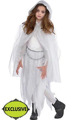 Girls Spooky Spirit Costume