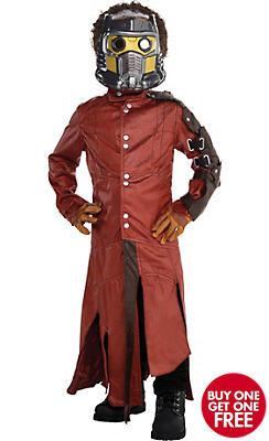 Boys Star-Lord Costume - Guardians of the Galaxy