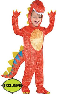 Toddler Boys Dinomite Dinosaur Costume