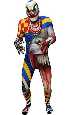 Adult Clown Monster Morphsuit