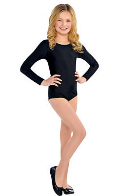 Child Black Bodysuit