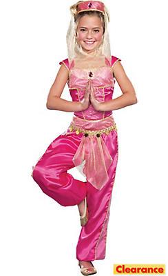 Girls Dream Genie Costume
