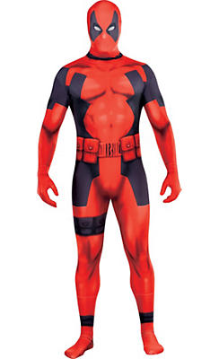 Adult Deadpool Partysuit