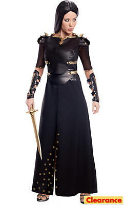 Adult Artemesia Costume Deluxe - 300: Rise of an Empire