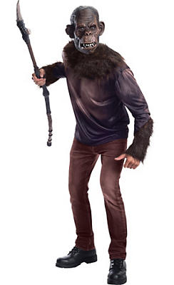 Adult Koba Costume - Dawn of the Planet of the Apes