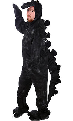 Adult Godwin the Monster Costume