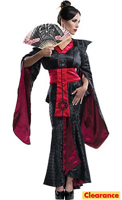 Adult Feudal Darth Vader Costume - Star Wars