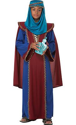 Boys Balthasar of Arabia Costume - Three Wise Men