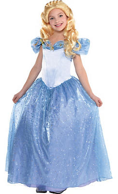 Girls Cinderella Costume - Disney Cinderella Movie