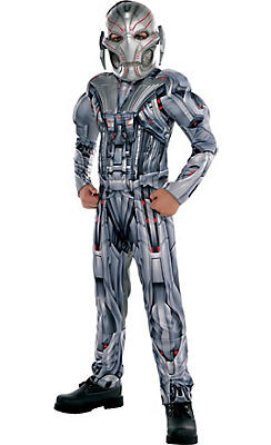 Boys Ultron Muscle Costume - Avengers: Age of Ultron