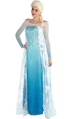 Adult Elsa Costume - Frozen