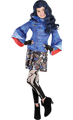 Girls Evie Costume - Disney Descendants