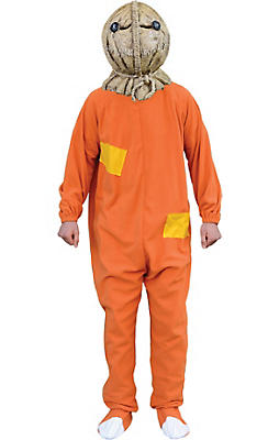 Adult Sam Costume - Trick 'r Treat