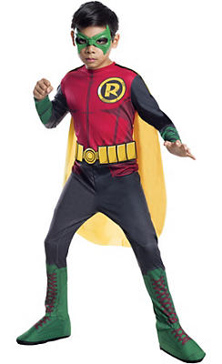 Boys Robin Costume - Batman