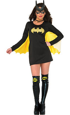 Batgirl Cape Dress - Batman