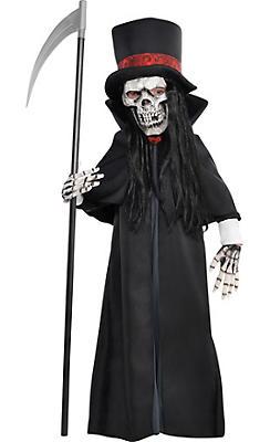 Little Boys Dapper Death Reaper Costume