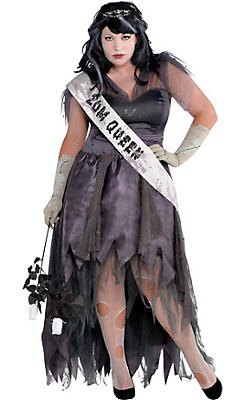Adult Homecoming Corpse Costume Plus Size