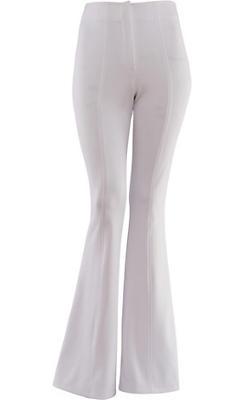 White 70s Disco Pants