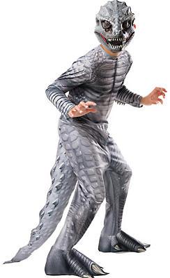Boys Indominus Rex Dinosaur Costume - Jurassic World