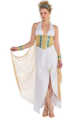 Adult Athena Goddess Costume