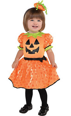 Baby Little Pumpkin Costume