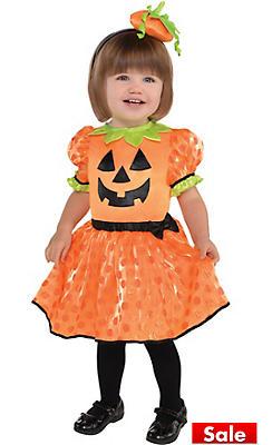 Baby Little Pumpkin Costume