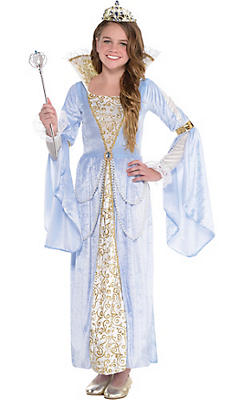 Girls Royal Highness Costume