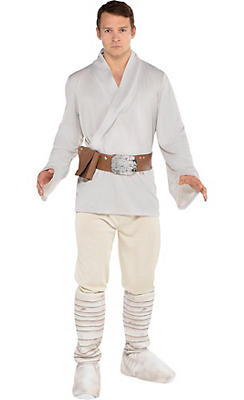 Adult Luke Skywalker Costume - Star Wars