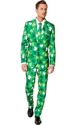 Adult St. Patrick's Day Suit