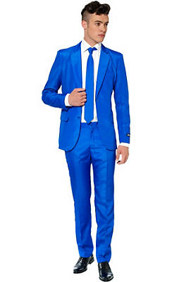 Adult Blue Suit