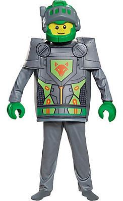 Boys Aaron Costume - Lego Nexo Knights