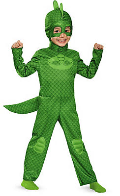 Toddler Boys Gekko Costume - PJ Masks