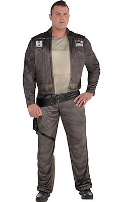 Adult Cassian Andor Costume Plus Size - Star Wars Rogue One