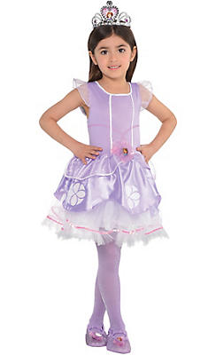 Girls Sofia the First Costume
